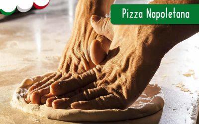 Aprenda a fazer a Verdadeira Pizza Napolitana – vídeo