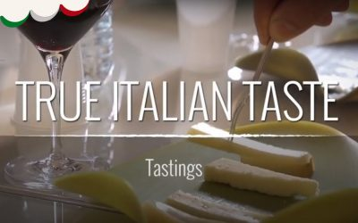 O Verdadeiro Sabor Italiano em vídeo