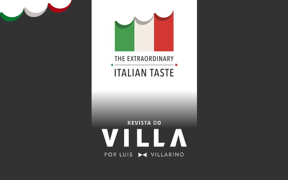 Revista do Villa – True Italian Taste acontece simultaneamente em 23 países