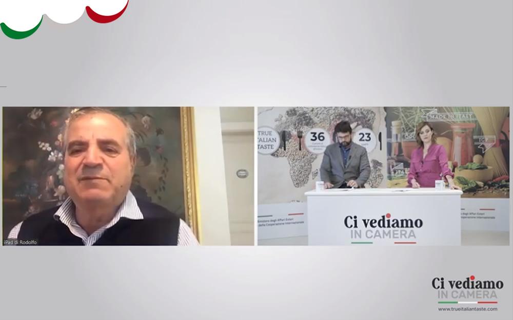 Teichner fala sobre o verdadeiro produto italiano no Brasil