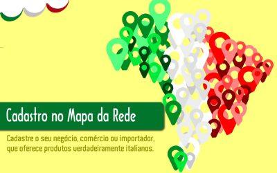 CADASTRO NO MAPA DA REDE