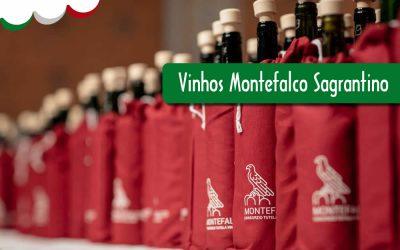 Vinho Montefalco Sagrantino – DOCG